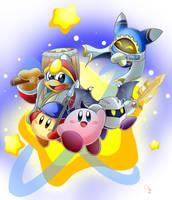 Kirby's Return To Dreamland by NeonCelestia20