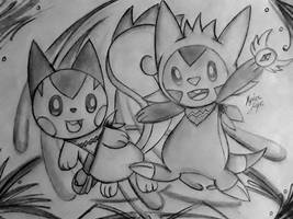 PMD - Team Evergreen (Contest Entry) by Xyvier