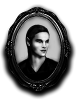 Realistic Drawing -Vampire Portrait '1 by angelicetherreality
