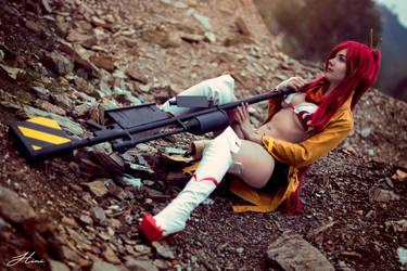 Yoko Littner (bounty hunter) [04] by HiniTsuburagi