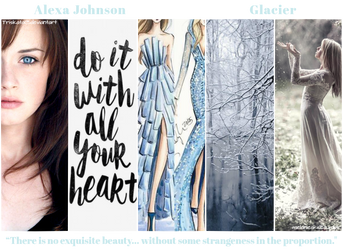 YJ Aes.: A Girl Colder Than Your Ex's Heart by Galaxy-Nights