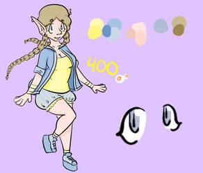 Pastel Girl Adopt [Open] by fararra