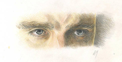 Sebastian Stan by Umino-aka-Morskaya