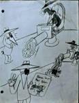 Spy vs Spy #50 pg 3 by comedyestudios
