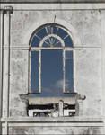 Old Window by Shiranui