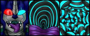 POV Comic Commission for Plazma-Reaper by SpidersVore