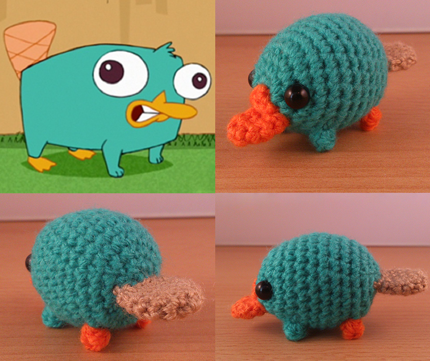Perry The Platypus By Pleasexdontxtickle On Deviantart