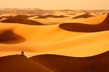 Sand Waves by thibanphoto