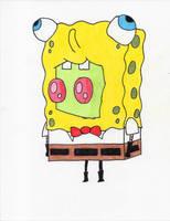 Zim's Amazing Spongy Disguise by Crash5020
