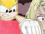 Super Sonic vs. Gyokuro by Crash5020