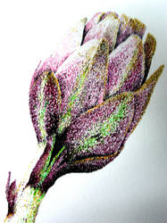 Stipple Painting by MistaSeth