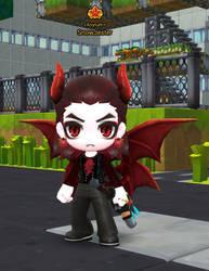 Noble vampire Maplestory 2 by Raxxxxx14