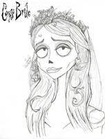 The Corpse Bride by riku-gurl