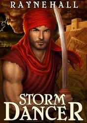 ebook cover - Storm Dancer by Rayne Hall by RayneHall