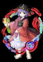 Scroll of Phantasm- Shinmyoumaru Sukuna by Khylimei