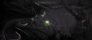 Maleficent by the-crazy-spork