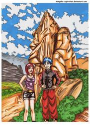 Mysterious Markawasi Peru by Mangaka-Aspiration