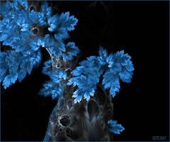 My fractal tree by gitte