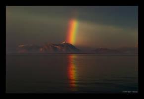 Rainbow by bkm
