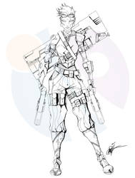 InkFable Character Design 002 by InkFable