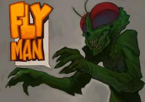 flayman by WacomZombie