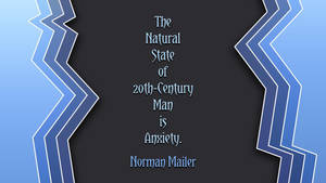 Norman Mailer Quote by RSeer