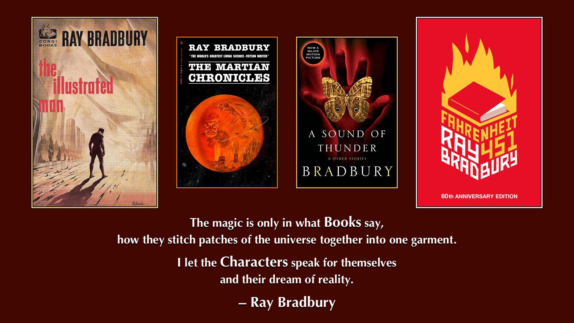 Ray Bradbury Quotes By Rseer On Deviantart