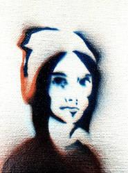 punk girl by Mojage