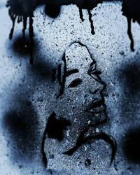 heavy rainy day by Mojage