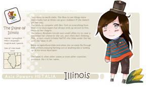 Illinois Template by Ririsia