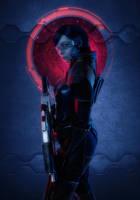Shepard || by arienai-ten