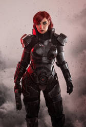 FemShep by arienai-ten