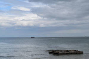 Mulberry Harbour by Dud3Face