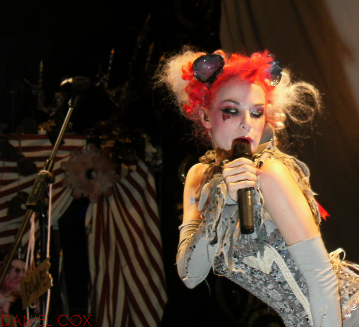 Authoritative Emilie autumn live