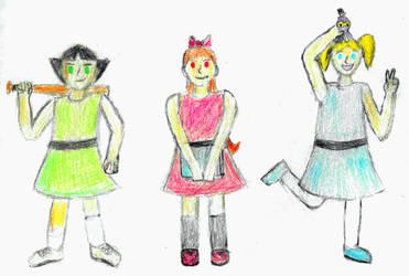 Fanart for Skully: Powerpuff Girls by Kastumoem