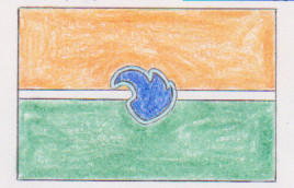 Todd's Flag by ToddNTheShiningSword