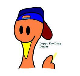 Dappy The Drug Dealer by ToddNTheShiningSword