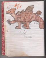 Dinosnaurs Are Birhbs by ToddNTheShiningSword