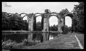 Aqueduc de Maintenon by MJ-Ach