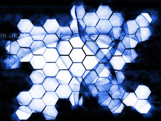 Honeycomb Backlight by fre-lanz