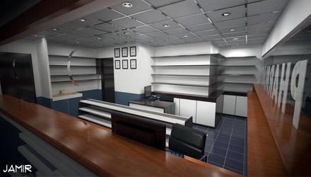 Pharmacy Design by jamirkiupi