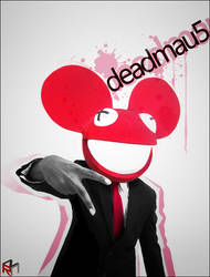 Deadmau5 Costume by razzann
