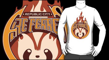The Republic City Fire Ferrets by razzann