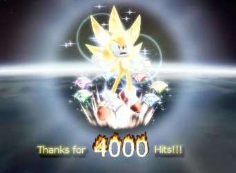 4000 View Thanks by KazarSanaga