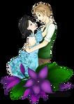 AT - Monica and Jasper by Waanmo