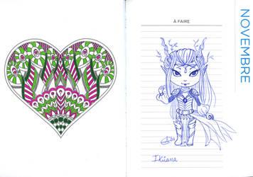 week 44.5 Ikriana by Waanmo