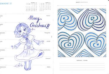 Week 52 Merry Christmas by Waanmo