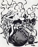 Breeding Ravens by Mamba26