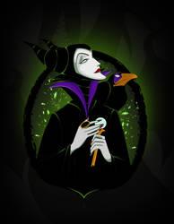 Maleficent by Mamba26