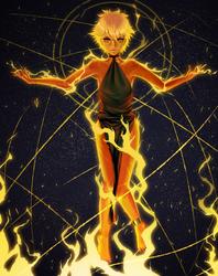 Nemun's Rage by Kagamishiro